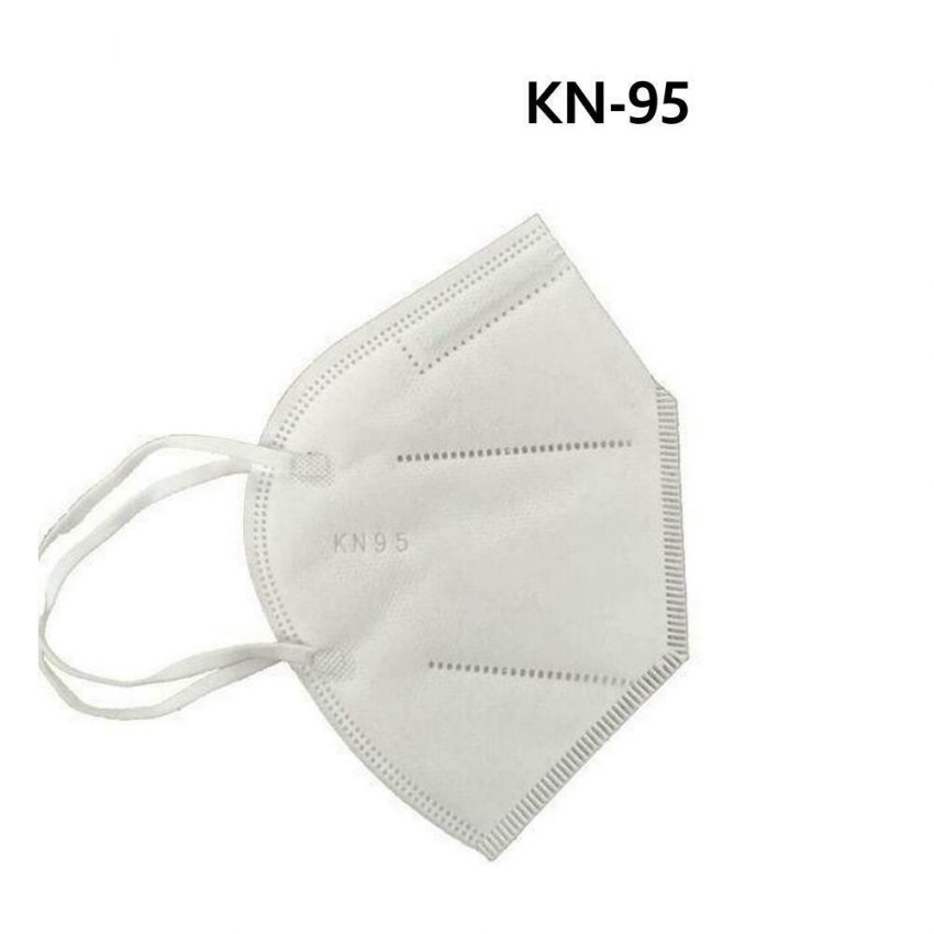 10 PCS KN95 Face Mask Disposable Mouth Cover MEDICAL Protective Respirator PM2.5 2