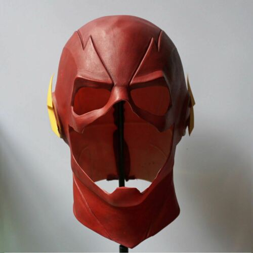 The Flash Marble Allen Costume Latex Rubber Head Man Horror Scary Mask Halloween 1
