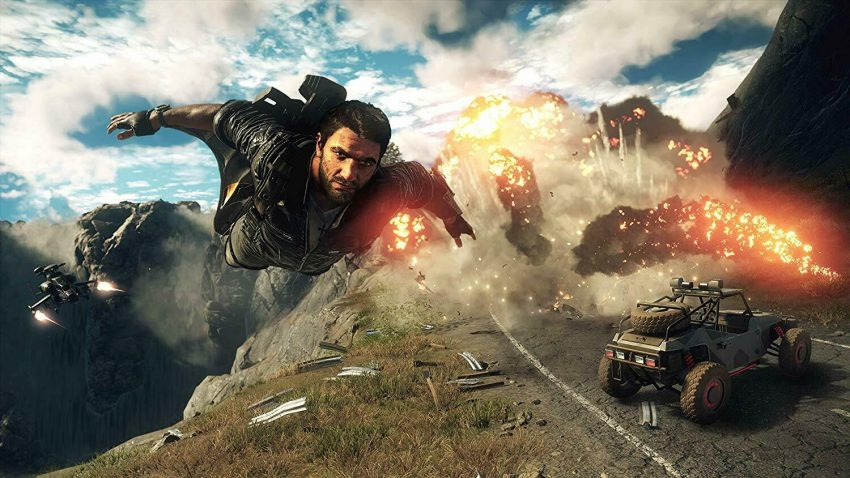 Just Cause 4 - Day One Edition Playstation 4 (PS4) - Brand New 5