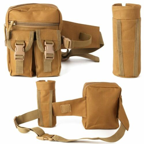 Outdoor Utility Tactical Waist Fanny Pack Pouch Military Camping Hiking Belt Bag 3
