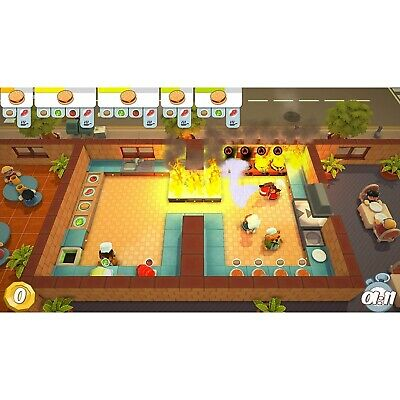 Overcooked - Special Edition + Overcooked! 2 - Nintendo Switch - Region Free 1