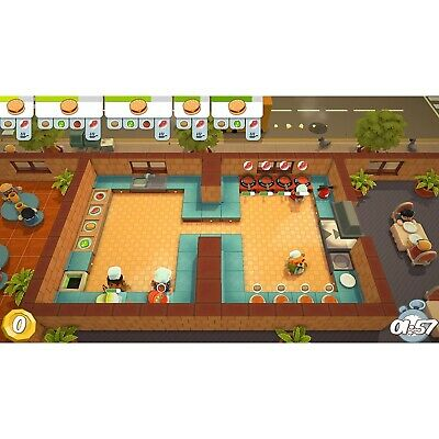 Overcooked - Special Edition + Overcooked! 2 - Nintendo Switch - Region Free 2