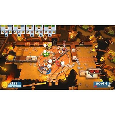 Overcooked - Special Edition + Overcooked! 2 - Nintendo Switch - Region Free 3