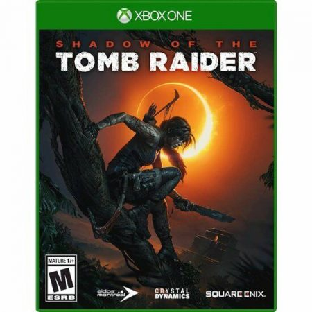 2018 SHADOW OF THE TOMB RAIDER (Xbox 1 One) BRAND NEW