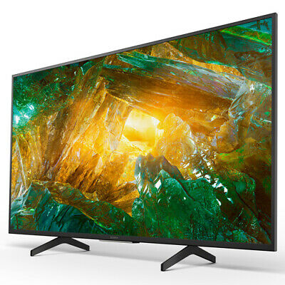 """Sony XBR43X800H 43"""" Class LED 4K UHD X800H Series Android Smart TV 2"""