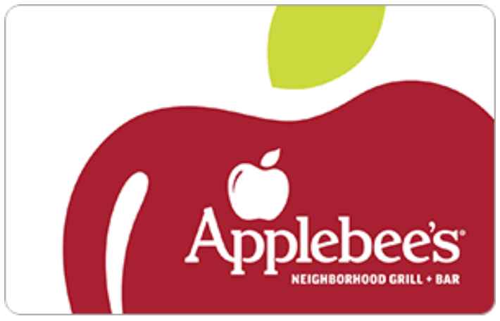 Applebee's Gift Card - $25 $50 or $100 - Email delivery 1