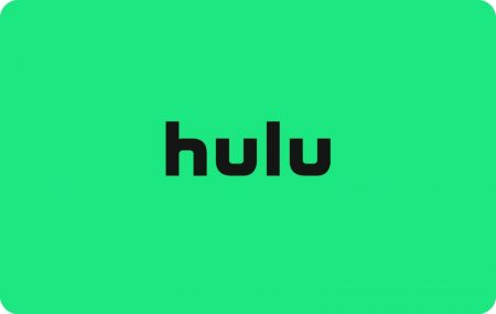 Hulu Gift Card - $25 or $50 - Email delivery