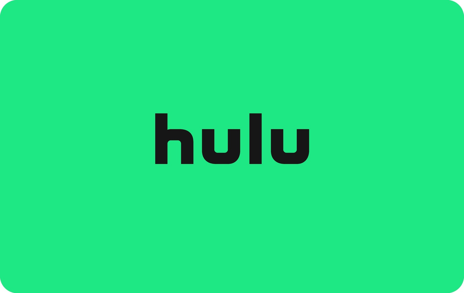 Hulu Gift Card - $25 or $50 - Email delivery 1