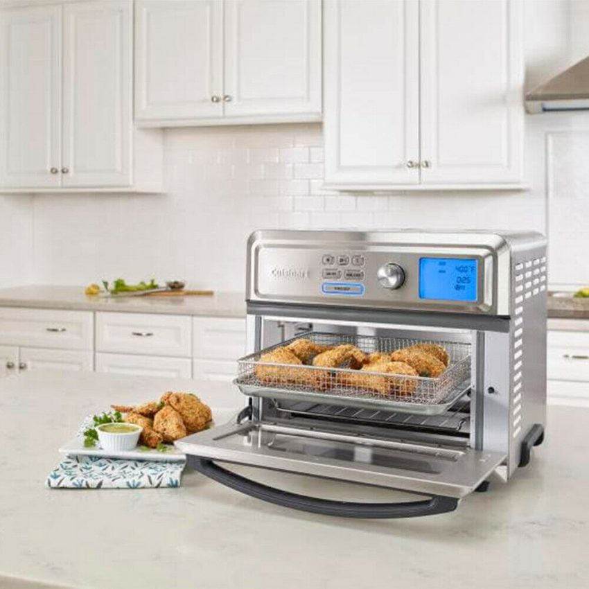 Cuisinart TOA-65 Digital AirFryer Toaster Convection Oven (Refurbished) 6
