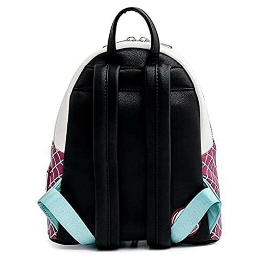 Loungefly Marvel Spider Gwen Cosplay Mini Backpack 1