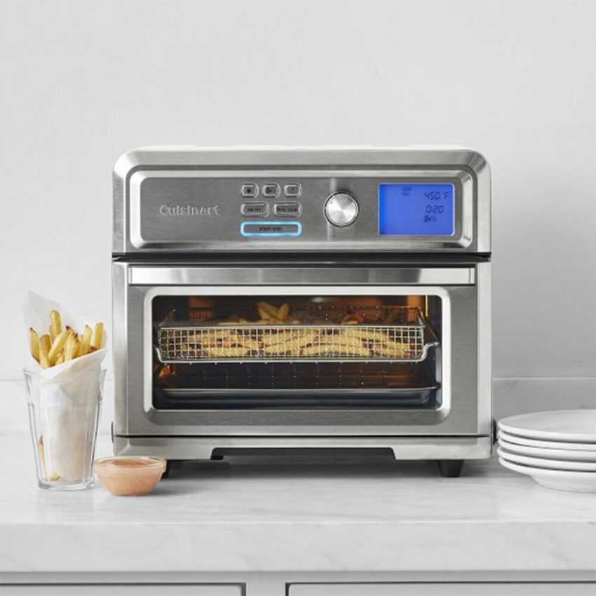 Cuisinart TOA-65 Digital AirFryer Toaster Convection Oven (Refurbished) 5