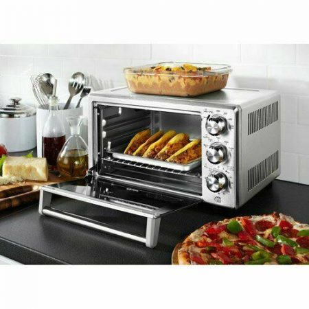 OSTER COUNTER TOP CONVECTION TOASTER OVEN