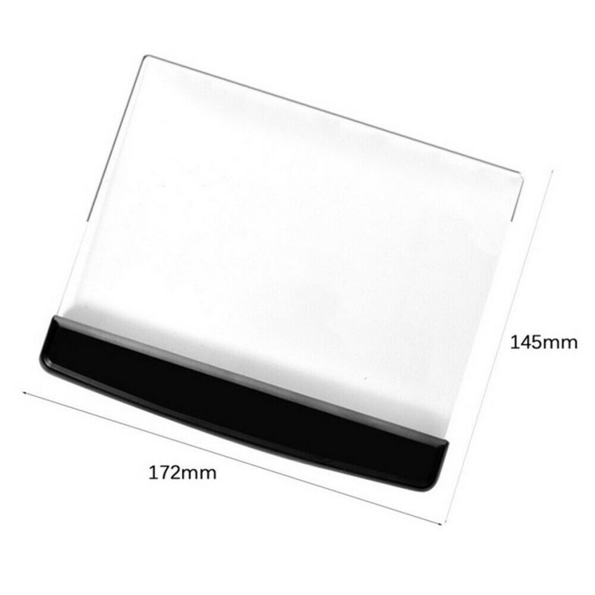 Creative New Flat Plate LED Book Light Reading Night Portable Home Bedroom US 6