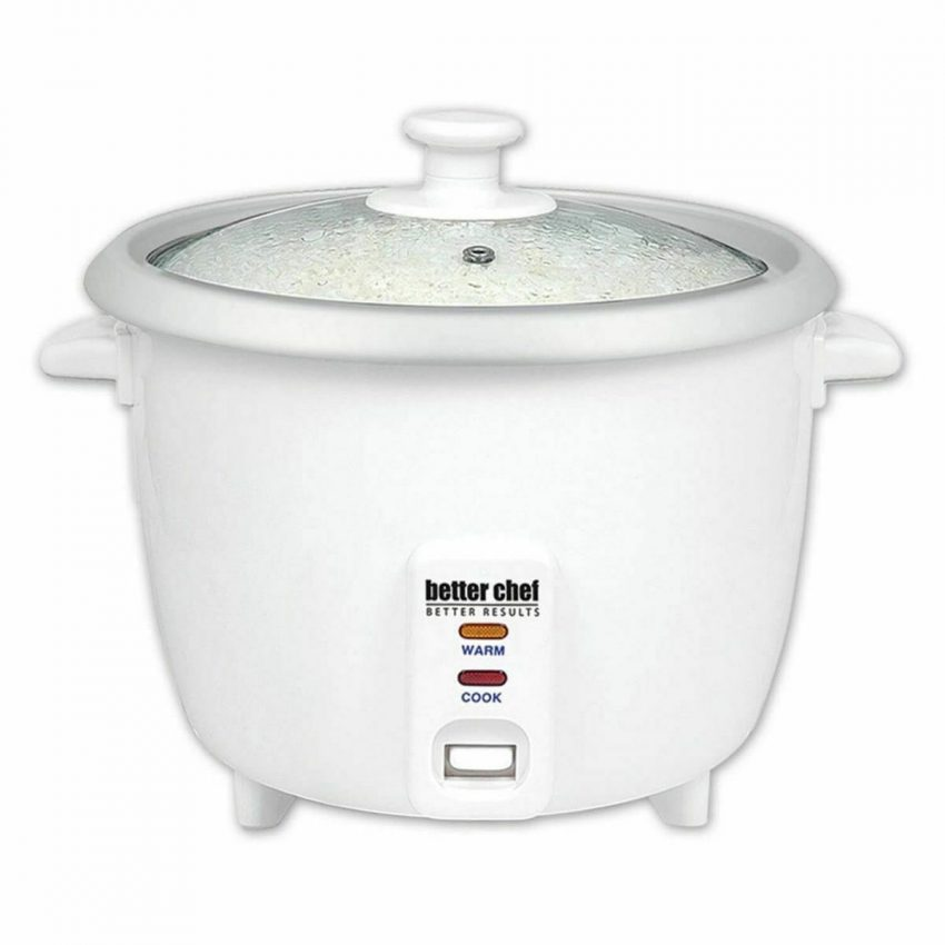 Better Chef 8-Cup Automatic Rice Cooker