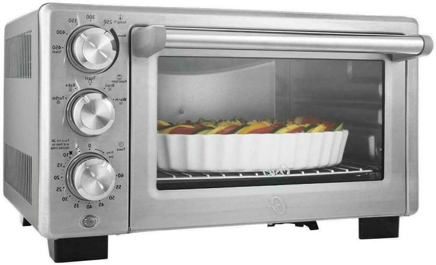 OSTER COUNTER TOP CONVECTION TOASTER OVEN 2