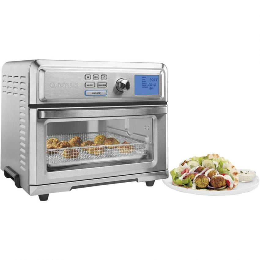 Cuisinart TOA-65 Digital AirFryer Toaster Convection Oven (Refurbished) 2