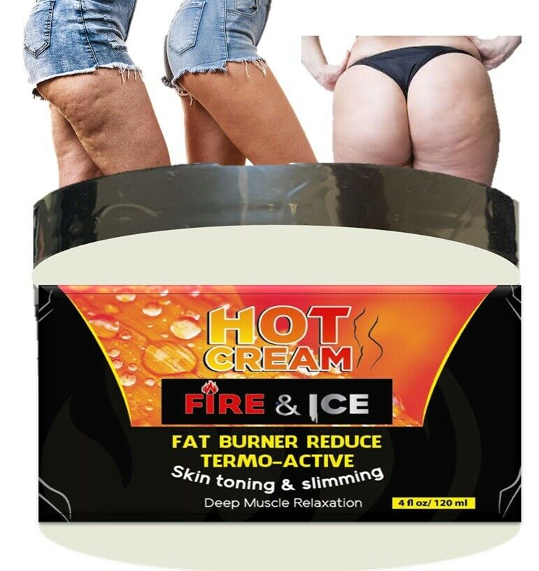 Anti Cellulite Slimming Weight Loss Cream Fat Burner Firming Body Lotion Toning