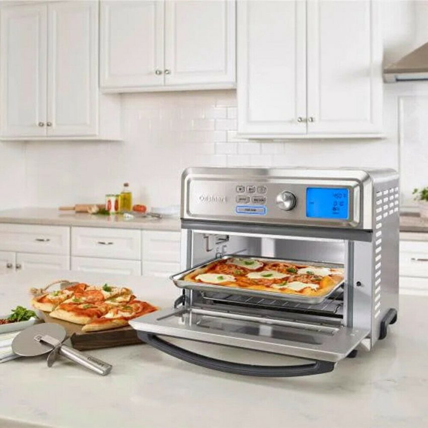 Cuisinart TOA-65 Digital AirFryer Toaster Convection Oven (Refurbished) 8