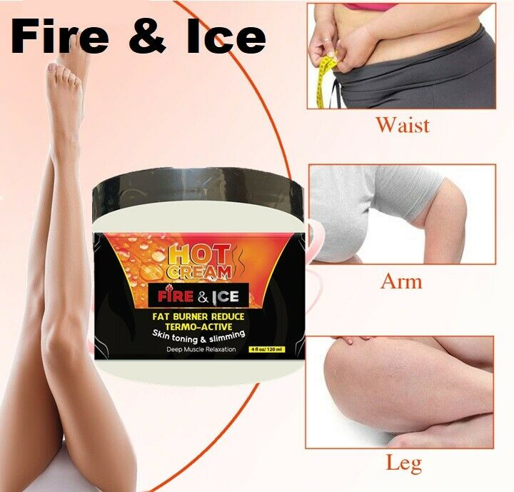 Anti Cellulite Slimming Weight Loss Cream Fat Burner Firming Body Lotion Toning 5