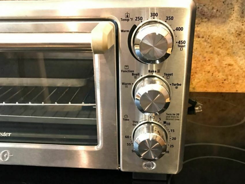 OSTER COUNTER TOP CONVECTION TOASTER OVEN 1