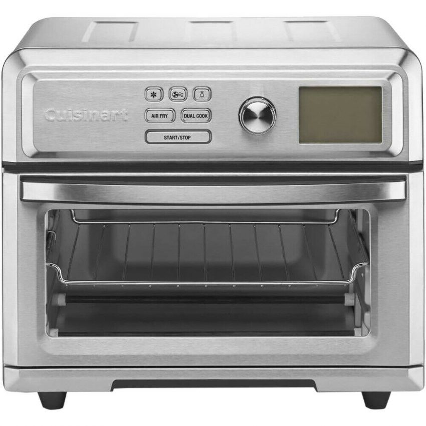 Cuisinart TOA-65 Digital AirFryer Toaster Convection Oven (Refurbished) 1