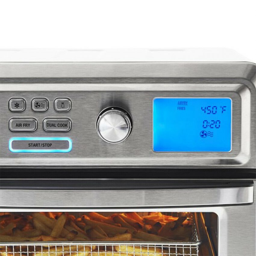Cuisinart TOA-65 Digital AirFryer Toaster Convection Oven (Refurbished) 4