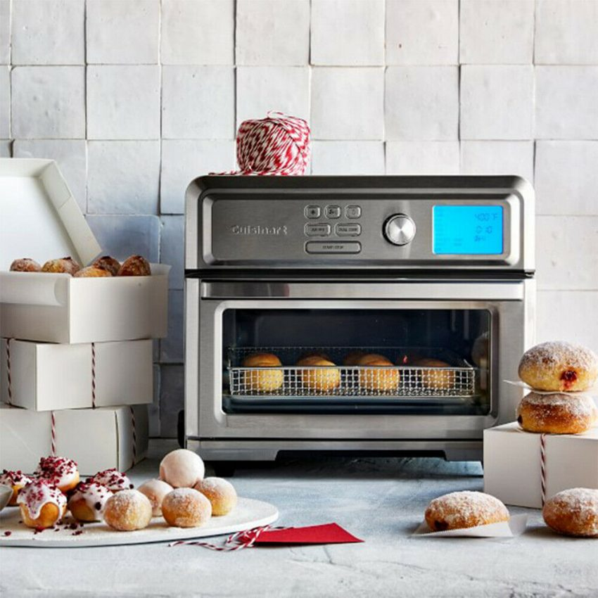 Cuisinart TOA-65 Digital AirFryer Toaster Convection Oven (Refurbished) 3