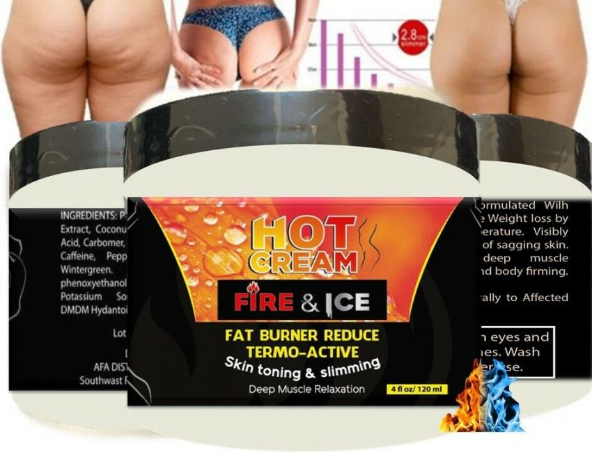 Anti Cellulite Slimming Weight Loss Cream Fat Burner Firming Body Lotion Toning 6