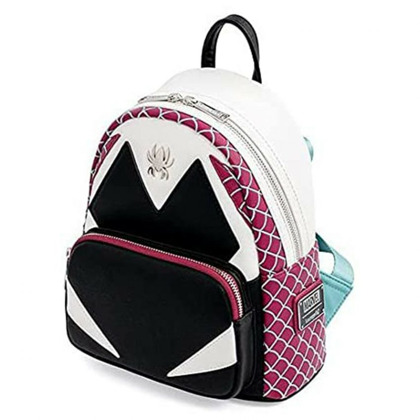Loungefly Marvel Spider Gwen Cosplay Mini Backpack 3