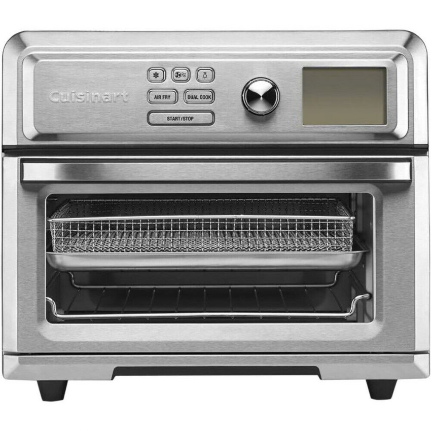 Cuisinart TOA-65 Digital AirFryer Toaster Convection Oven (Refurbished)