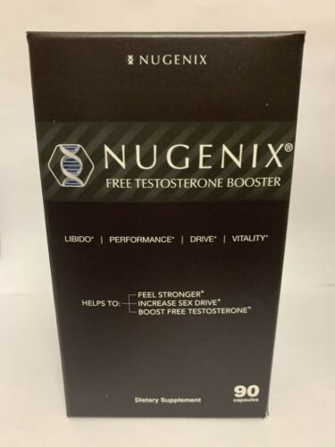 NUGENIX FREE TOTAL TESTOSTERONE BOOSTER Enhance Energy Muscle (90 Capsules)   2