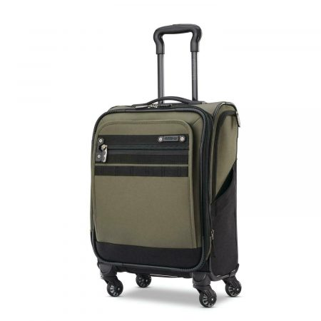 American Tourister® Ally Spinner Carry On Luggage in Green