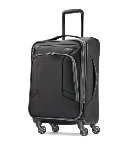 American Tourister 4 Kix 21-inch Softside Spinner, Carry-On Luggage, One Piece