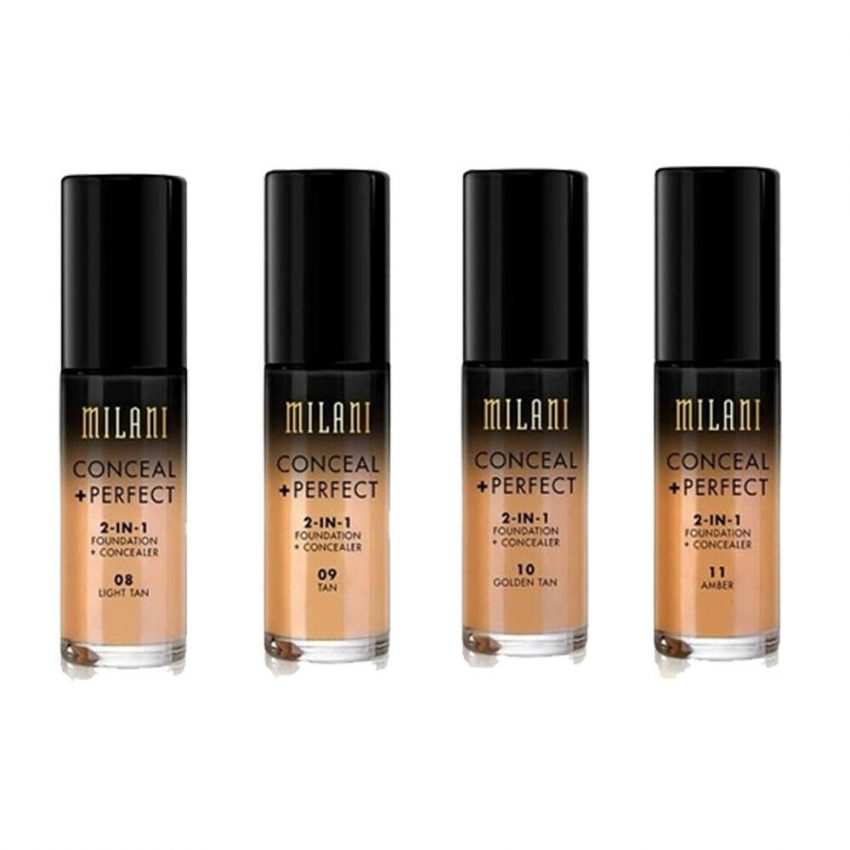 Milani Conceal + Perfect 2 - in - 1 Foundation + Concealer 3