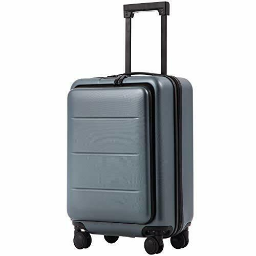 Luggage Suitcase Piece Set Carry On ABS+PC Spinner 20in(carry on) Night navy.. 1